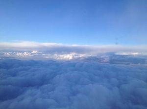 beautiful clouds...
